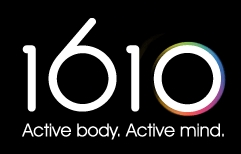 1610 Active Body. Active Mind logo